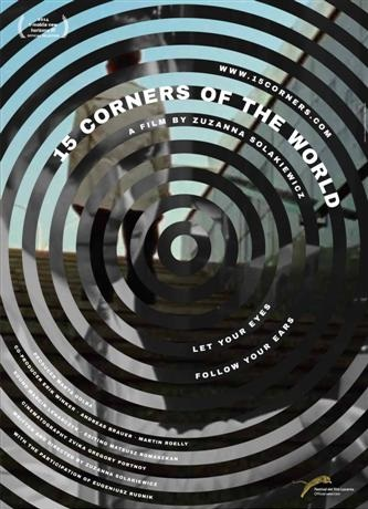 15 corners of the world (plakat)