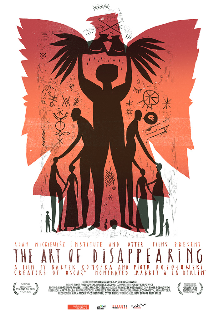 art-of-disappearing